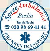 Spree Ambulance GmbH u. Co. KG - Logo